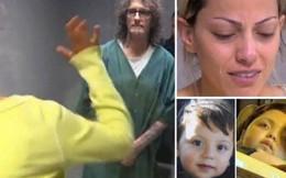 Khoảnh khắc đau đớn khi người mẹ đối mặt với tài xế say xỉn gây ra cái chết của đứa con trai 8 tuổi