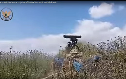 Tên lửa chống tăng thánh chiến liên tục thất bại trước xe tăng Syria
