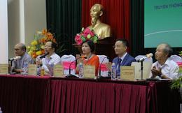 """""""Nhà báo quốc tế"""" chủ trì nhiều hội thảo, tọa đàm nghiệp vụ báo chí"""