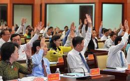 HĐND TPHCM họp bất thường bầu 2 phó chủ tịch UBND TP