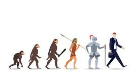 Tại sao loài linh trưởng vẫn còn tồn tại chứ không tiến hóa hết thành con người?