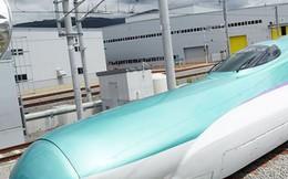 Nhật Bản thử nghiệm tàu cao tốc nhanh chưa từng có trên thế giới