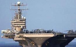 Tàu sân bay Mỹ ở Vùng Vịnh là một mục tiêu của Iran