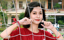 """Nữ sinh 2001 được báo Trung gọi là """"cực phẩm hot girl"""" với nhan sắc trong sáng tựa nữ chính phim thanh xuân vườn trường"""