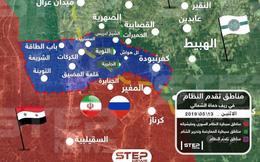 """""""Hổ Syria"""" tiếp tục tiêu hao sinh lực, nhưng tạm dừng tấn công"""