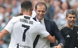CHÍNH THỨC: Thầy của Ronaldo bị sa thải dù giúp đội bóng vô địch Italy