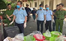 """Việt Nam là địa bàn trung chuyển ma túy từ """"Tam giác vàng"""", """"Trăng lưỡi liềm"""""""