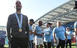 Pep Guardiola: 'Muốn trưởng thành, phải học cách sống với nỗi đau'
