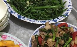 Nấu mâm cơm 'đơn giản nhưng đầy đủ' mà chồng vẫn bỏ ra ngoài ăn, vợ trẻ bị chị em chỉ ngay thiếu sót rành rành