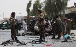 Đánh bom tại Afghanistan khiến hàng chục người thương vong