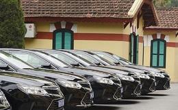 Bộ Tài chính ra quy định mới về tiêu chuẩn, định mức xe công