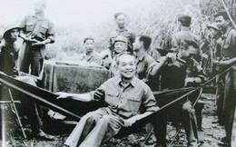 Đại tướng Võ Nguyên Giáp với đường Trường Sơn huyền thoại