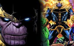 Thanos trong comics: Kẻ ác có lý tưởng hay là kẻ ham muốn giết chóc?