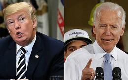 Ông Trump: Gia đình Biden nên bị điều tra vì quan hệ bất minh với Trung Quốc