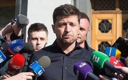 """""""Hé lộ"""" chương trình Lễ nhậm chức, lời thề của Tổng thống đắc cử Ukraine Zelensky"""