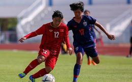 Thua Thái Lan, Việt Nam tuột mất huy chương vàng
