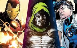 Comics Marvel: 10 siêu anh hùng thông minh nhất vũ trụ, Iron Man chỉ xếp thứ 9