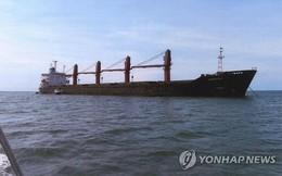 LHQ xem xét lá thư kêu cứu của Triều Tiên vụ tàu hàng bị bắt giữ