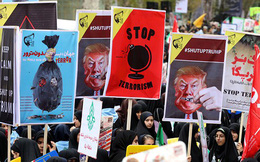 """Căng thẳng leo thang, Ngoại trưởng Iran chỉ trích ông Trump là """"kẻ khủng bố"""""""