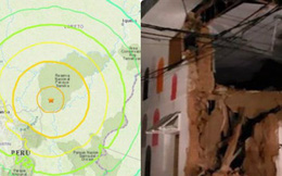 Ghi nhận thương vong trong trận động đất mạnh nhất thế giới năm 2019