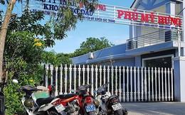 Cảnh sát khám xét kho xăng dầu của đại gia Trịnh Sướng