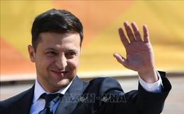 Tân Tổng thống Ukraine khẳng định theo đuổi gia nhập EU và NATO