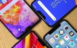 Apple tạo ra trào lưu 'tai thỏ' với iPhone X nhưng nhiều nhà sản xuất đang muốn 'giết chết' nó