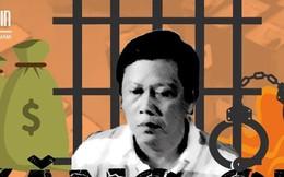 [Info] Đại gia xăng dầu Trịnh Sướng bị bắt: Bán xăng giả, đi tù thật