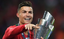Vô địch Nations League, Ronaldo từ chối nói về Quả bóng vàng
