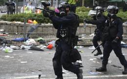 Cảnh sát Hong Kong công bố khí tài dùng đối phó biểu tình