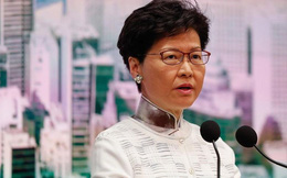 Trung Quốc khẳng định sự ủng hộ cho lãnh đạo Hong Kong Carrie Lam