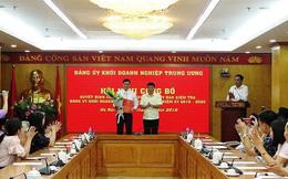 Công bố quyết định của Ban Bí thư về công tác cán bộ