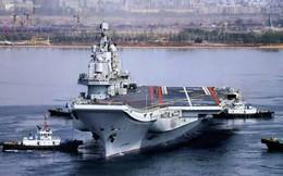 Đài Loan quan sát thấy tàu sân bay của Trung Quốc tiến vào Biển Đông