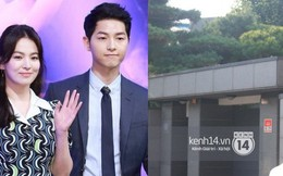 Song Joong Ki - Song Hye Kyo đã dọn khỏi nhà chung từ tháng trước và đây là tiết lộ của hàng xóm
