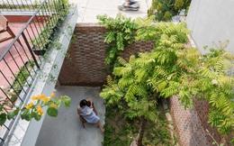 Lối kiến trúc độc đáo của ngôi nhà phố tại Hà Tĩnh