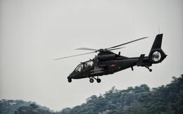 """Chùm ảnh: Trung Quốc """"trình làng"""" trực thăng tấn công tự chế WZ-10"""