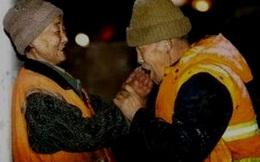 """Trung Quốc: Chuyện đằng sau """"bức ảnh ấm áp nhất mùa đông năm nay"""""""