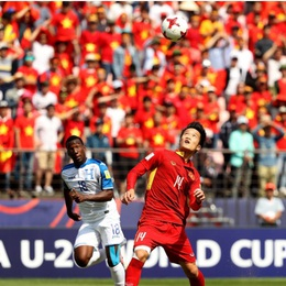 U20 Việt Nam làm nên lịch sử tại VCK World Cup