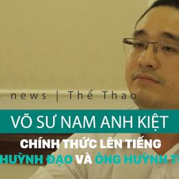 Cao thủ Vịnh Xuân Flores giao lưu võ thuật với võ sư Việt
