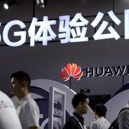 CFO Huawei bị bắt giữ