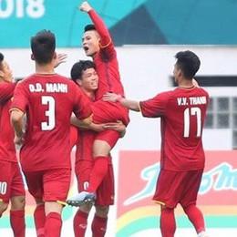 U23 Việt Nam & Bóng đá Asiad 2018