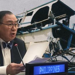 Philippines tố Trung Quốc đâm chìm tàu rồi bỏ chạy