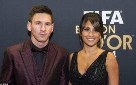 """Vì Shakira, Pique bị Messi """"cấm cửa"""""""