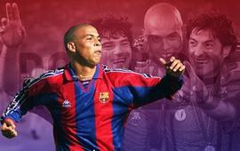 Hẹn với định mệnh: Với Ronaldo, Barcelona là nỗi đau buốt tim gan
