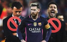 Lại một lần nữa Messi chọn huấn luyện viên cho Barcelona?