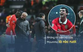 Mourinho chính là kẻ thù lớn nhất của Man United hiện tại