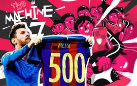 """Cả thế hệ tài năng đó đã """"chết yểu"""", chỉ còn mình Leo Messi sống sót!"""