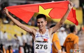 VĐV Việt Nam hy sinh để đồng đội giành HCV sau màn phối hợp hoàn hảo