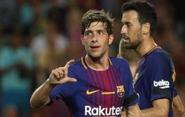 Mở màn La Liga: Barca trầy trật; Real không cần Ronaldo vẫn bay cao
