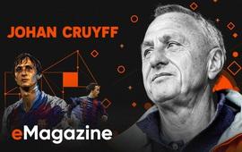 Johan Cruyff: Chỉ thành công thôi là chưa đủ!